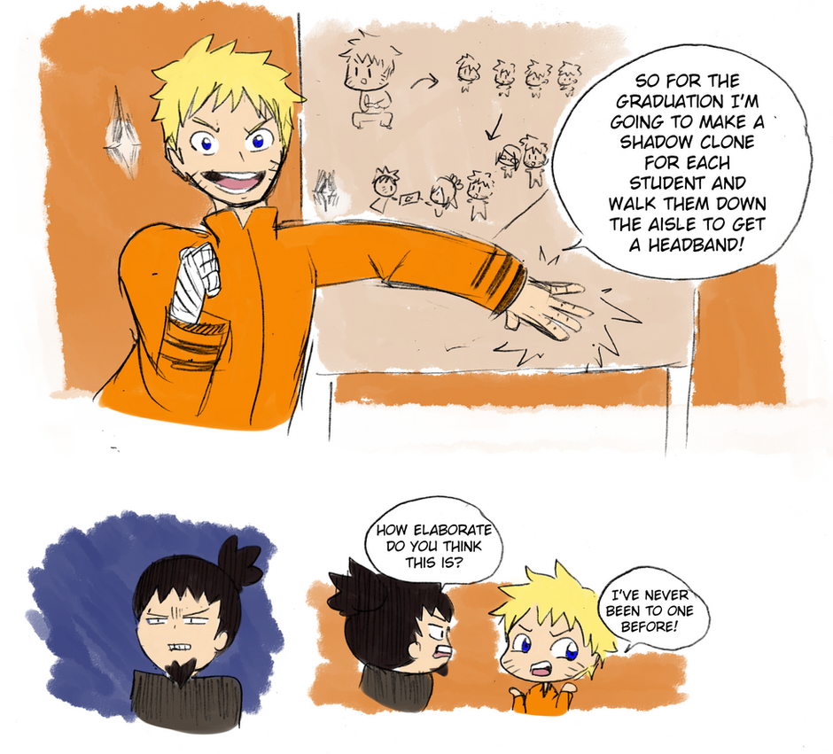 Naruto Gaiden: Naruto Gaiden Ch. 02 Reaction-2 By MintAnnComics On DeviantArt