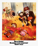 Gravity Falls End of Summer