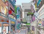 Aoltan Streetscape by Hornblase
