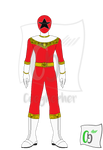OhRed / Zeo Ranger V Red