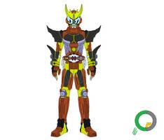 Kamen Rider Void Kuuga Ultimate Armor