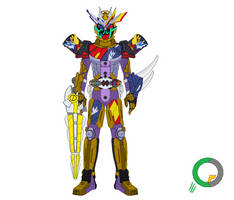 Kamen Rider Sedai Cross-ZBuild Armor