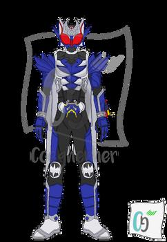 Kamen Rider Alpha Garu