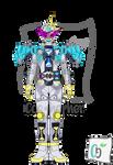 Kamen Rider Luna Burst Blizzard