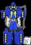 Kamen Rider Fourze Launcher States