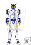 Kamen Rider White Orakle