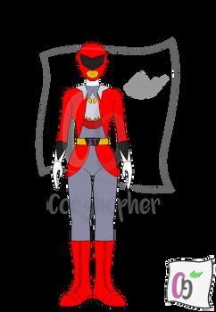 Shadow Hunter Red Ranger