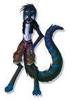 Kyle DK character