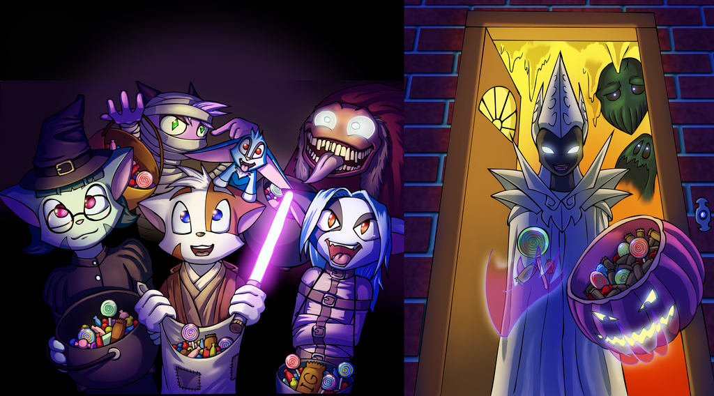 DreamKeepers Trick or Treat