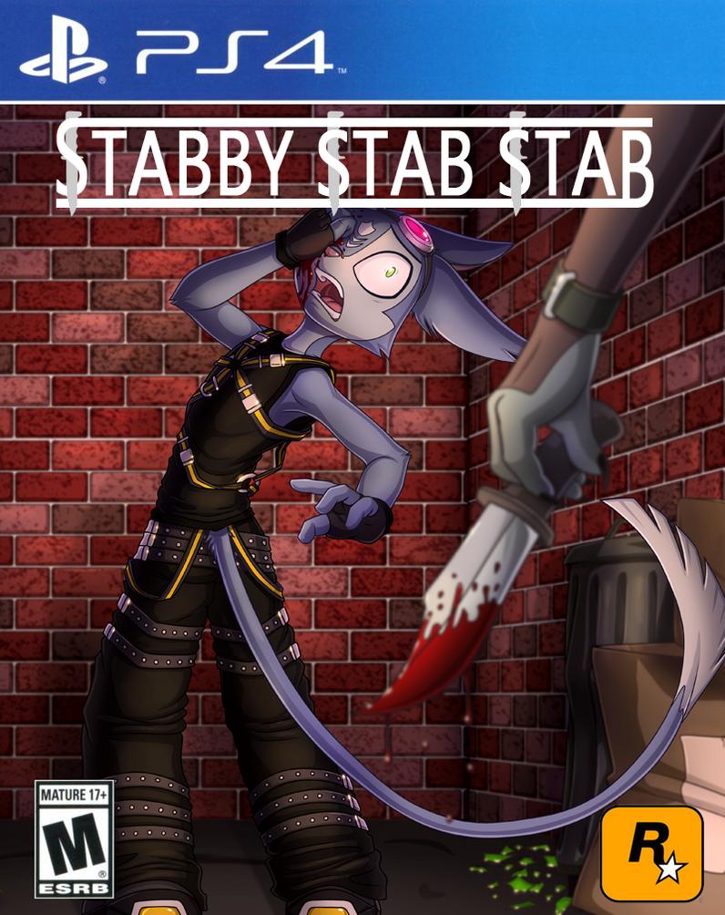 Stabby Stab Stab Cover by Lord-Kiyo