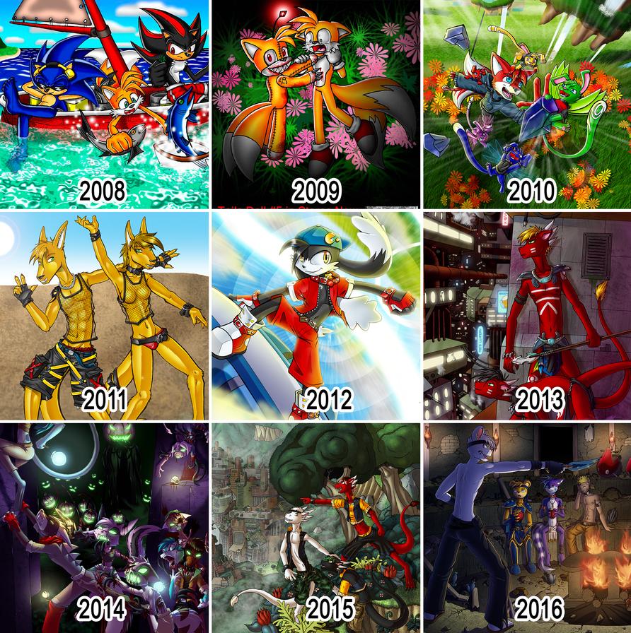 Years by by Lord-Kiyo