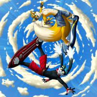 Hit the Air by Lord-Kiyo