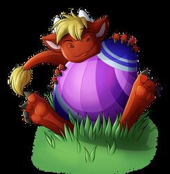 Easter Suu by Lord-Kiyo