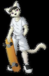 Skate Niko (Commission)