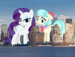 Rarity takes Manhattan, Take Two