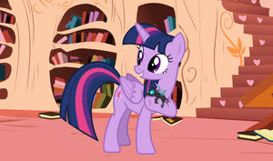 A New Home for Tiny Changeling