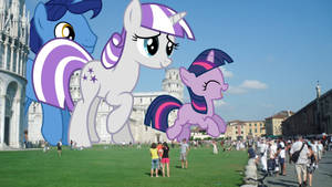 Twilight's First Visit