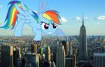 Giga Rainbow Dash