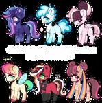 Cute Pony Adopts OTA (OPEN)