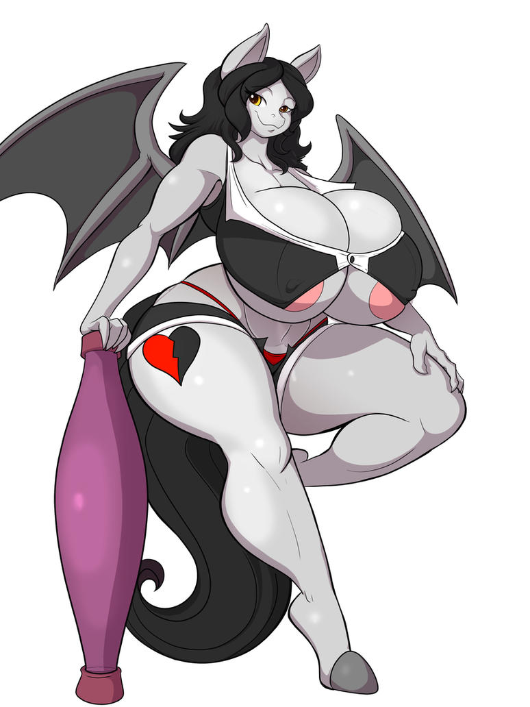 Succubus (Commission by JAEH) by AwesomeAvian
