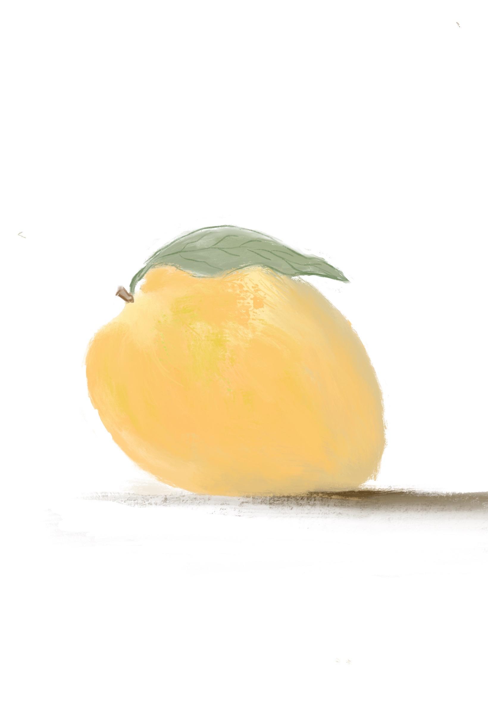 A mangoe