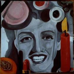 Marilyn by kaleidoscopeeyes