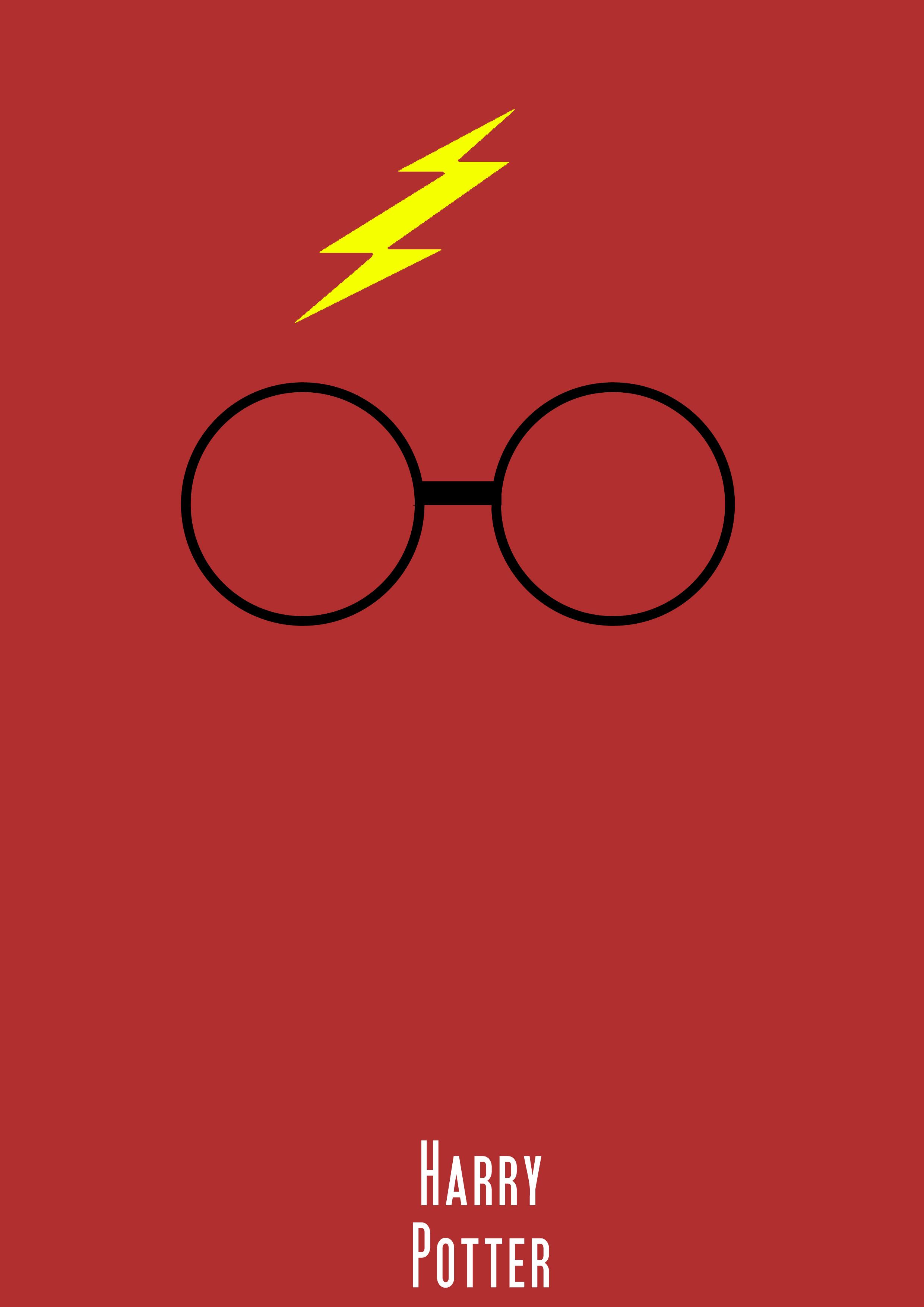 Best Wallpaper Harry Potter Minimalistic - minimal_harru_potter_poster_by_jackbauer89-d3e5310  Perfect Image Reference_508354.jpg