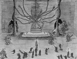 Ptul High Queen's Lair by saltorio