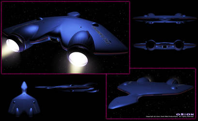 FHC Flagship Orion MkIVd