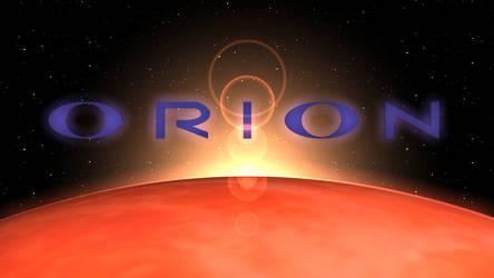 Orion Logo MkIV