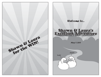 Shawn and Laura's Excellent Adventure