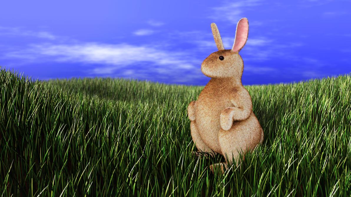 Bob the Bunny v2 by saltorio
