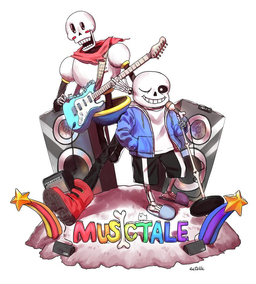 Musictale by estelle97