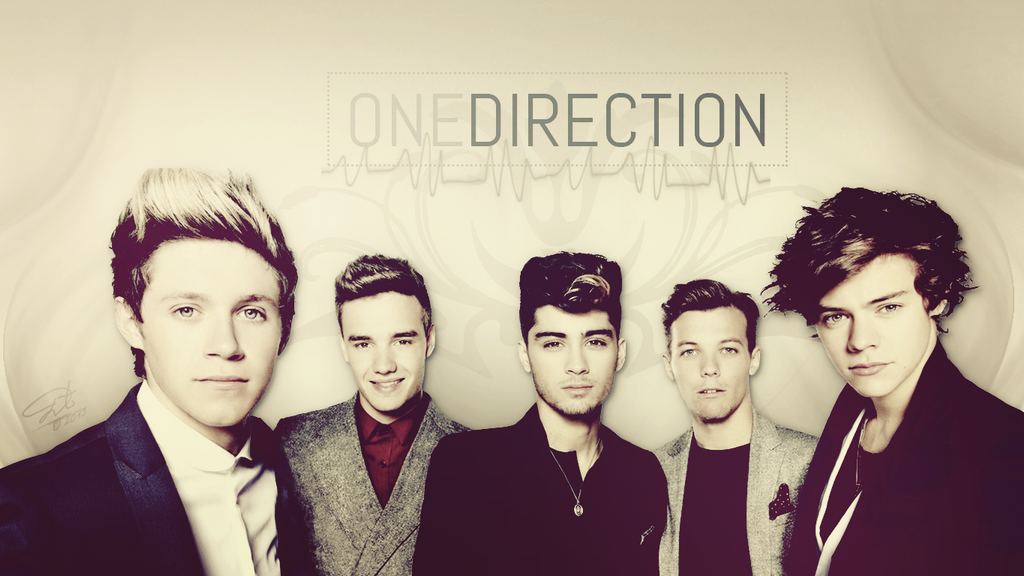 one direction wallpaper by dexiee on deviantart