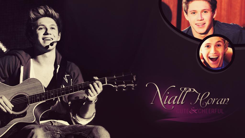 Niall Horan - Wallpaper by Dexiee on DeviantArt