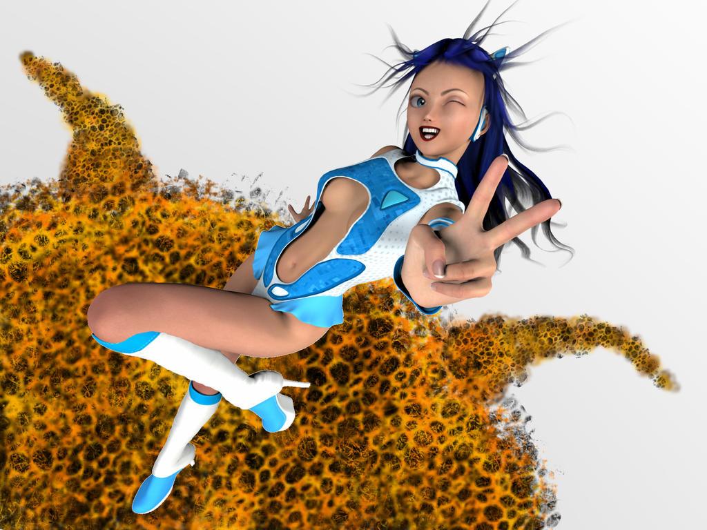 Anime Super Fun Time! by soup-sammich