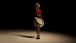 Jada Standing Pose