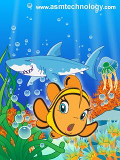 Bubbles The Fish - Cover by fabianfucci