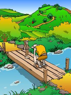 Troll Bridge - Cover by fabianfucci