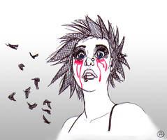 Murder Of Crows by fabianfucci