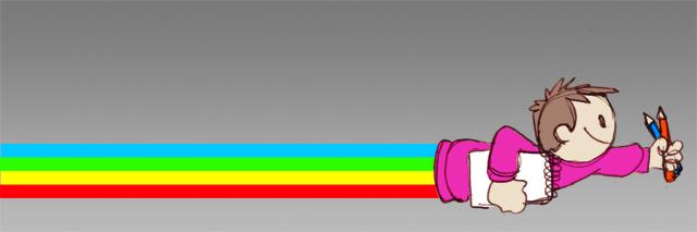 Rainbow fart by fabianfucci