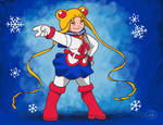Sailor Moon Winter outfit