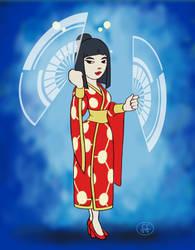 Geisha by fabianfucci