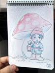 Gnome by fabianfucci