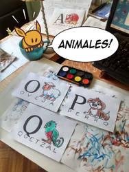 Animals! by fabianfucci