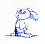 Martial rabbit