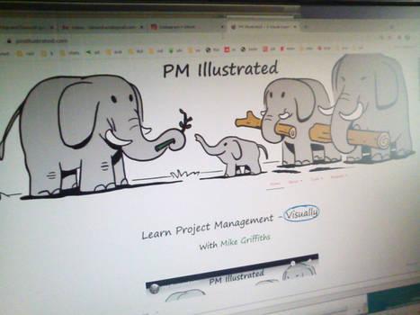 Illustrations for website