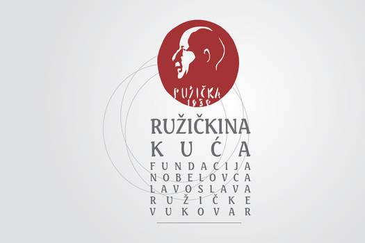 Foundation Ruzicka's house