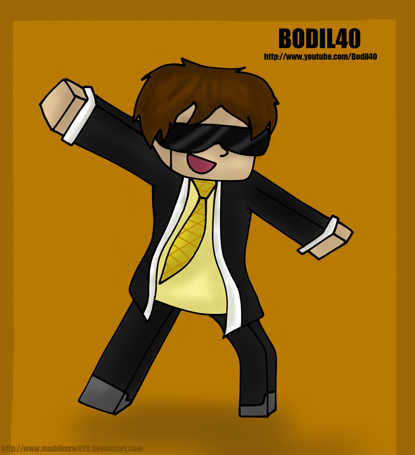 Bodil40 xD by Maddimrw420 on DeviantArt