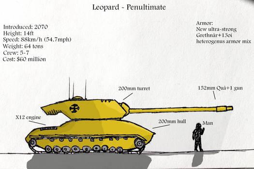 Leopard Penultimate